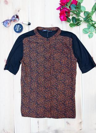 Рубашка леопардовый принт next