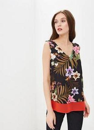 Топ wallis 259712001 кофта с цветочным принтом