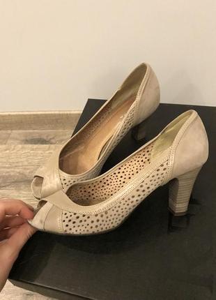 Туфлі шкіряні туфли кожаные