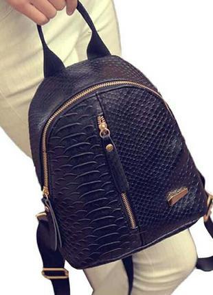 Стильный женский мини рюкзак, рюкзачек