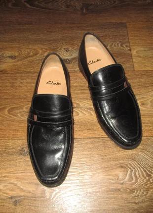 Классические кожаные туфли лоферы от люксового бренда