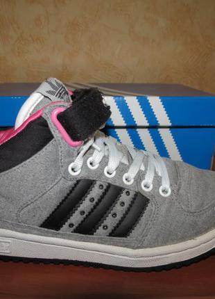Кроссовки adidas оригинал. 34-35 р 22 см