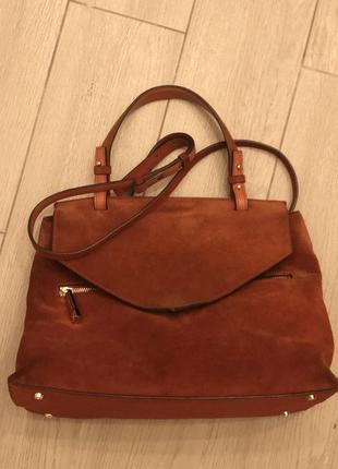 Шикарная сумка coccinelle