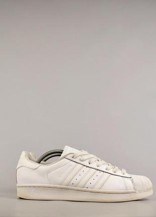 Мужские кроссовки adidas superstar, р 43