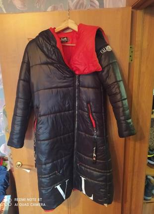 Продам курточку, зима!