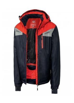 Лыжная мужская термо куртка crivit pro германия размер 52