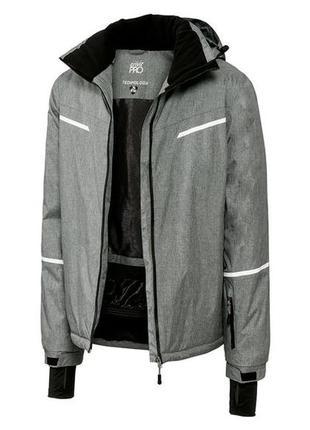 Лыжная мужская термо куртка crivit pro германия размер 50