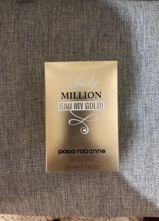 Духи paco rabanne lady million