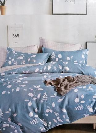 Сатин. koloco. комплект постельного белья. постільна білизна.