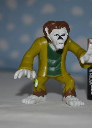 Фигурка монстр с мультфильма скубиду scooby-doo shaggy and the wolfman hanna barbera
