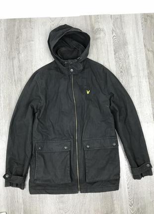 Куртка lyle scott