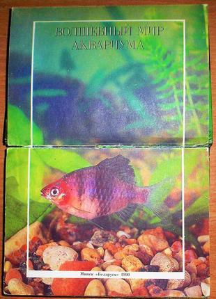 """Книга """"волшебный мир аквариума"""""""