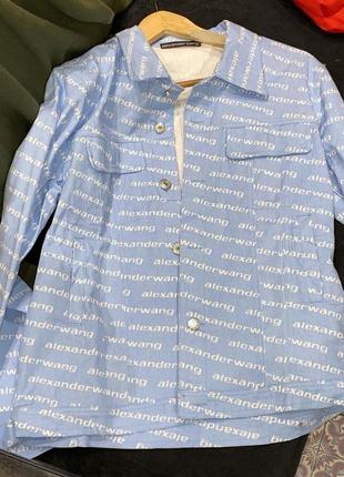Сорочка куртка пиджак
