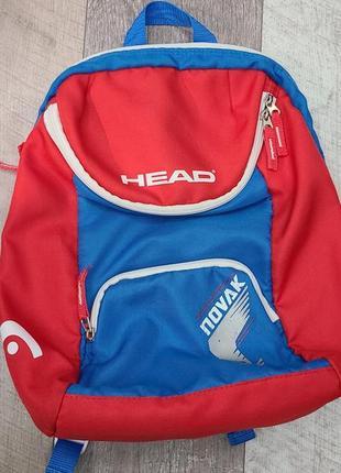 Детский рюкзак head