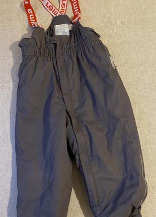 Зимние штаны reima
