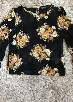 Топ-блуза  topshop