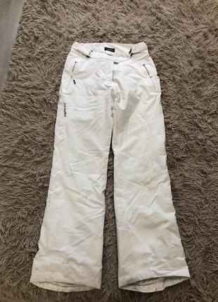 Женские горнолыжные/зимние штаны