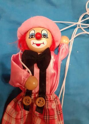 Куклы клоуны