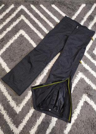 Непродуваемые и непромокаемые штаны для прогулок и спорта