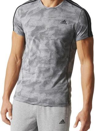 Спортивная футболка adidas ® paperprint tee
