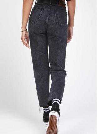 Винтажные джинсы mom fit
