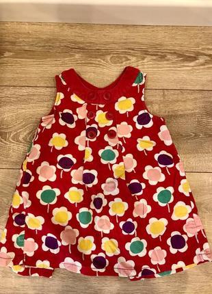 Вельветовий сарафан, платье lc waikiki 24-36