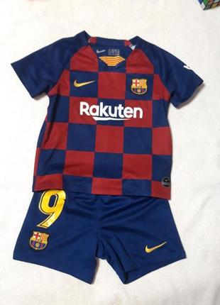 Комплект fc barcelona
