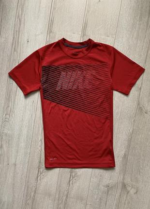 Десткая спортивная футболка футбольная футболка nike
