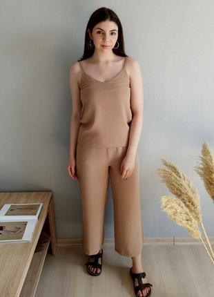 Костюм для дома, домашний повседневный костюм
