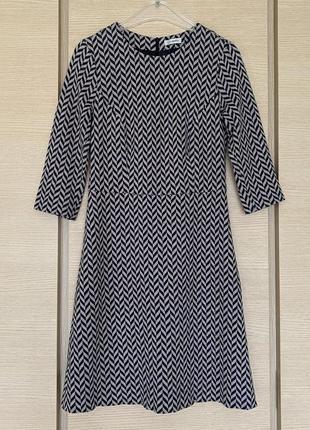 Платье миди кэжуал peserico размер м/s
