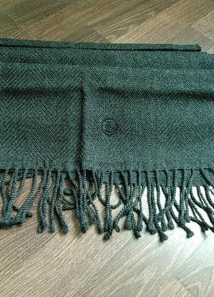 Мужской шерстяной шарф италия jokey оригинал