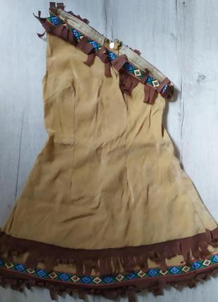 Платье/ индианка.