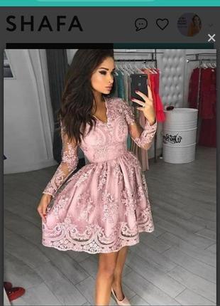 Новое платье новогоднее