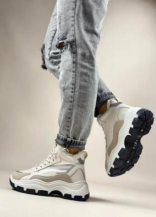 Кроссовки ботинки зима