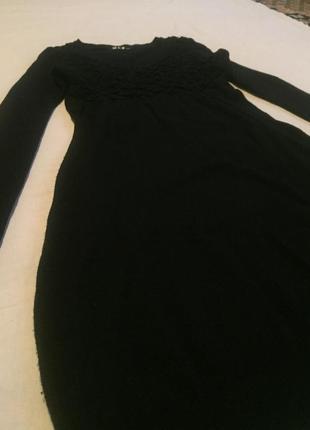 Идеальное чёрное платье 🔥
