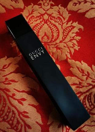 Лімітований випуск gucci envy eau de parfum