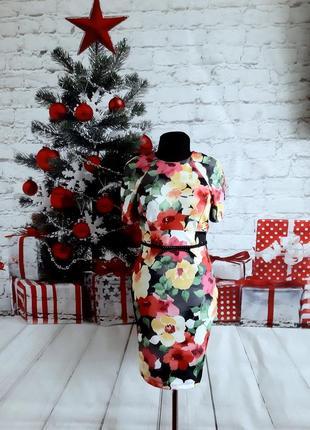 Новое стильное нарядное платье