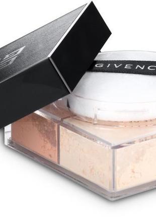 Givenchy prisme libre mat-finish loose powder taffetas beige 2