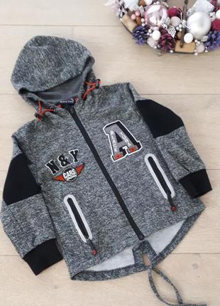 👍кофта свитер худи с капишоном для мальчика👕💣