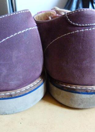 """Туфли нубуковые, стильные, бренд """"1901""""  )к65 фото"""