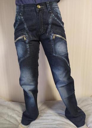 Штани джинсові.