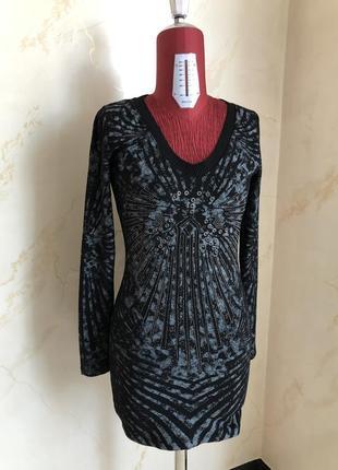 Платье по фигуре elisabetta franchi