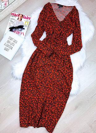Платье макси  new look