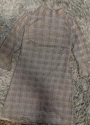Платье в клеточку primark