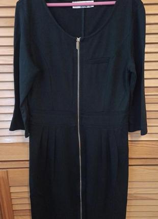 Милое черное платье senori