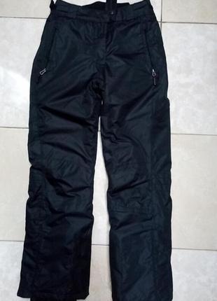 Теплые лыжные штаны для женщин 42 р. германия crivit