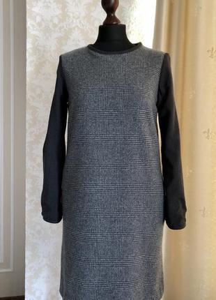 Платье шерсть max mara