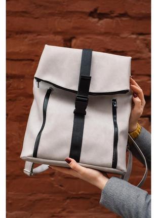 Трендовий жіночий рюкзак rene якісна екошкіра