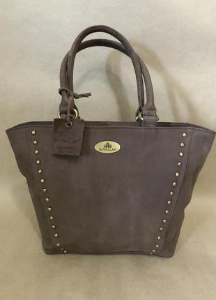 Сумка rowallan hand made fine leather