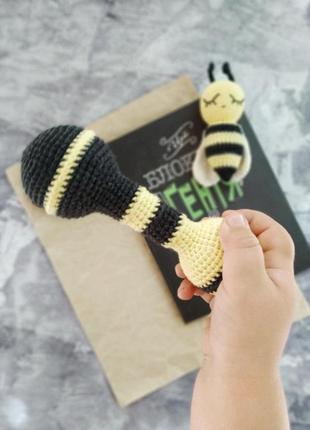 Набор погремушек пчелка гиря